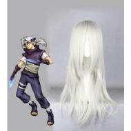 Naruto Yakushi Kabuto Cosplay Wig
