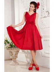 Taffeta Mother of the Bride Dress