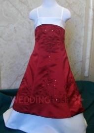 http://www.weddingbasa.com/refined-spaghetti-straps-twotone-beading-embroidery-long-aline-flower-girl-dress-p-18874.html Wholesale Refined Spaghetti Straps Two-tone Beading Embroidery Long A-line Flower Girl Dress
