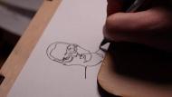 Blind Self Portrait - Video