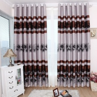 Best Place To Get Curtains In Brown Color European Style