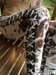 Gipsy Dharma Brown Leggings