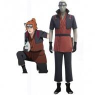Naruto Fu Yamanaka Cosplay Costume