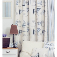 Tips of White Curtain Collocation
