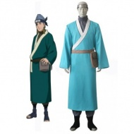 Naruto Ao Uniform Cosplay Costume