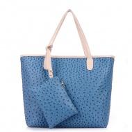 New Fashionable Fake Ostrich Lady Handbag China Supplier Purses and Handbags Wholesale  US $ 6