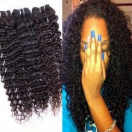 Malaysian wavy hair is beautiful and versatile.