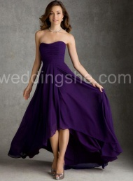 Elegant  Sweetheart Bridesmaid Dress$99.19