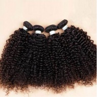 Brazilian Curly hair can be different to handle at any length. Many women have found our virgin Brazilian Curly hair to be a great solution.
