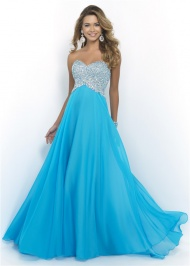 Chiffon Evening Gown for Sale
