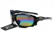 Cheap Oakley Asian Fit Jawbone Sunglasses Black / Colorful Lens