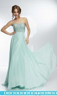 $175 Red Prom Dresses - Strapless Mori Lee Floor Length Prom Dress at www.promdressbycolor.com