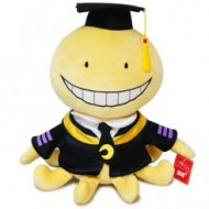 Ansatsu Kyoushitsu Korosensei plush toy throw pillow