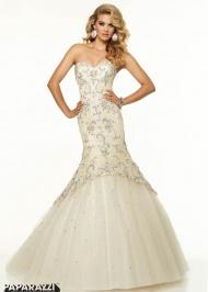 Mermaid Bridal Gowns Of Mori Lee 97108 Paparazzi