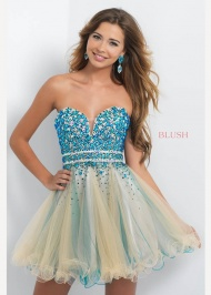 Short Cheep Homecoming Dresses By Blush Intrigue 101