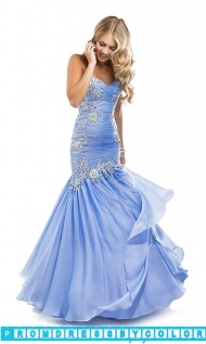 $223 Black Prom Dresses - Long Strapless Sweetheart Mermaid Gown at www.promdressbycolor.com