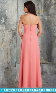 $101 Red Prom Dresses - Criss Cross Bodice Bridesmaid Dress by Bari Jay at www.promdressbycolor.com