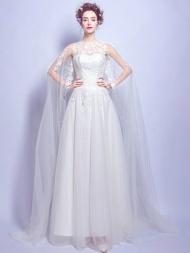Ankle-length Wedding Dresses