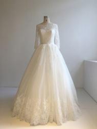 3/4 Sleeve Wedding Dresses
