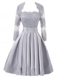 Strapless Bridesmaid Dresses
