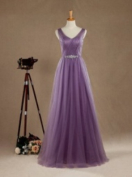 Tulle Bridesmaid Dresses