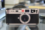 $10 Leica M8 Camera Skin for iPhone 4 and 4S