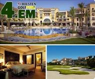 Holsten GolfPunk Tour! 10 x EM Packages European Campionships vom 27.11-02.12.2012 Offenes Golfturnier für Singles & Teams 1Woche Appartement HP, & 6 x Golffee statt 920 jetzt 799 €