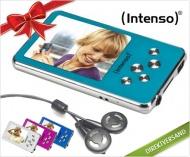 Hören Sie sich Ihre Lieblingslieder an, mit dem Intenso MP3 Videoplayer für 29,90 € statt 35,90 €