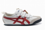 Asics Kanuchi White/Red Men's 26385