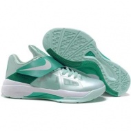 Nike Zoom KD IV Kevin Durant Shoes Mint Candy Sport