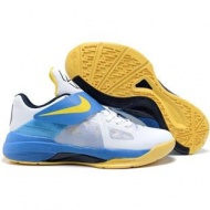Nike Zoom KD IV Kevin Durant Shoes Midnight Navy Sport