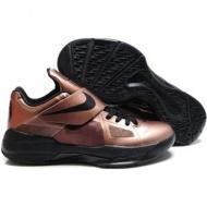 Nike Zoom KD IV Kevin Durant Shoes Brown/Black Sport