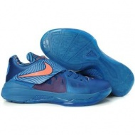 Nike Zoom KD IV 4 Kevin Durant Year of the Dragon Blue shoes Sport