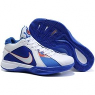 Nike KD III Kevin Durant Shoes Blue/White Sport