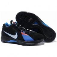 Nike KD III Kevin Durant Shoes Black/Blue/White Sport