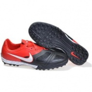 2011/2012 Black Red Nike CTR360 Maestri TF Soccer Shoes Football Boots