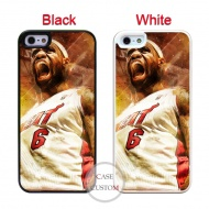 LeBron Raymone James iPhone 5 Case