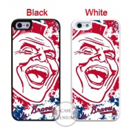 Atlanta Braves iPhone 5 Case