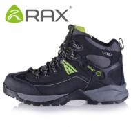 RAX genuine multi-angle slip hiking shoes waterproof outdoor hiking shoes men black