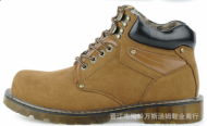 Outdoors plus lofty hair high to help men leather shoes hiking shoes warm wholesale khaki
