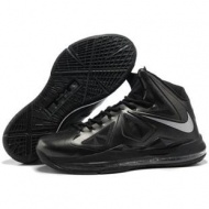 Nike Zoom Lebron 10 Shoes Black Sport