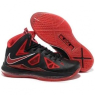 Nike Zoom LeBron 10 Red/Black Sport