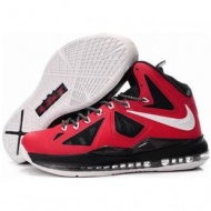 Nike Zoom LeBron 10 PS Varsity Red/Black/White Sport