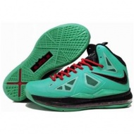 Nike Zoom LeBron 10 PS Green/Black Sport