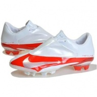 Red White Nike Mercurial Vapor V FG 2011 Men Soccer Cleatsout of stock