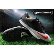 Discount Soccer Black/Grey/Red Nike Mercurial Talaria V TF Cleatsout of stock