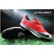 New Red Grey Black Soccer Cleats 2011 Nike Mercurial Talaria V TFout of stock