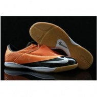 Mens Soccer Football Shoes New Nike Mercurial Vapor V IC In Gold Orangeout of stock