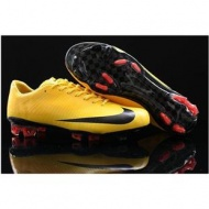 New Stylish Nike Mercurial Vapor Superfly FG Men Soccer Cleats In Black Yellowout of stock