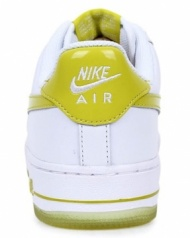 NIKE WMNS AIR FORCE1 LOW 07 WHITE×HIGH VOLTAGE ナイキ ウィメンズ エアフォース1 ロウ